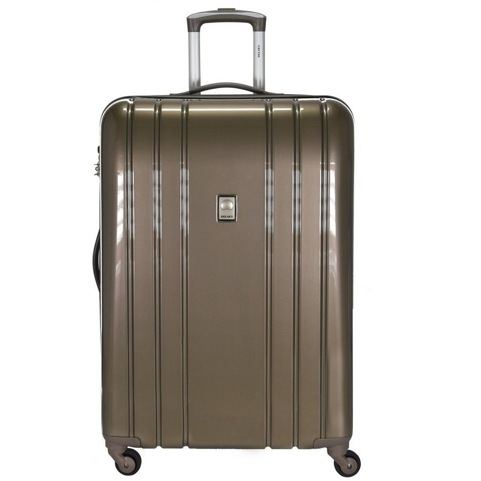 Delsey Delsey Aircraft 4-Rollen Trolley 76 cm in chestnut