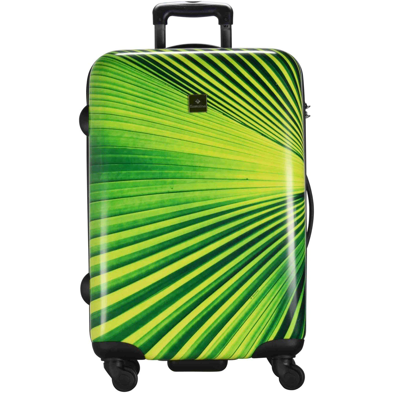 Saxoline® Palm Tree 4-Rollen Trolley 77 cm