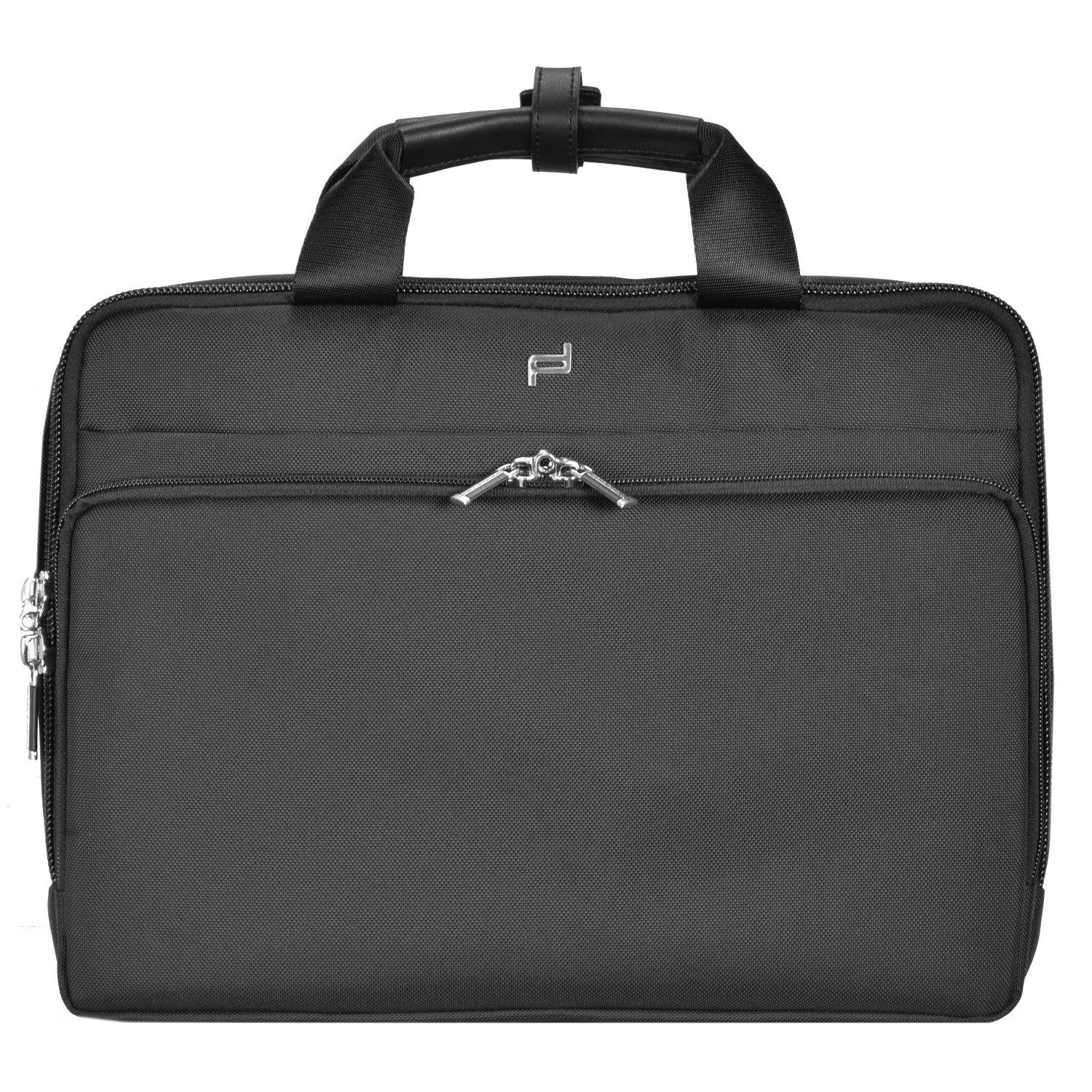 PORSCHE Design Roadster 3.0 BriefBag MH Aktentasche Leder 39 cm Laptopfach