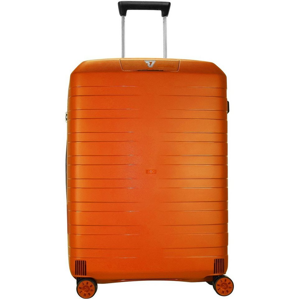 RONCATO Roncato Box 4-Rollen Trolley 69 cm in arancio