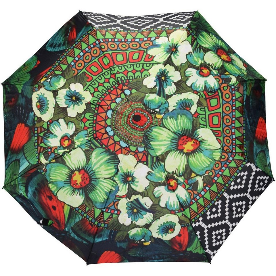 best service uk store sale online Desigual Umbrella Sunrise Taschenschirm 28 cm | OTTO