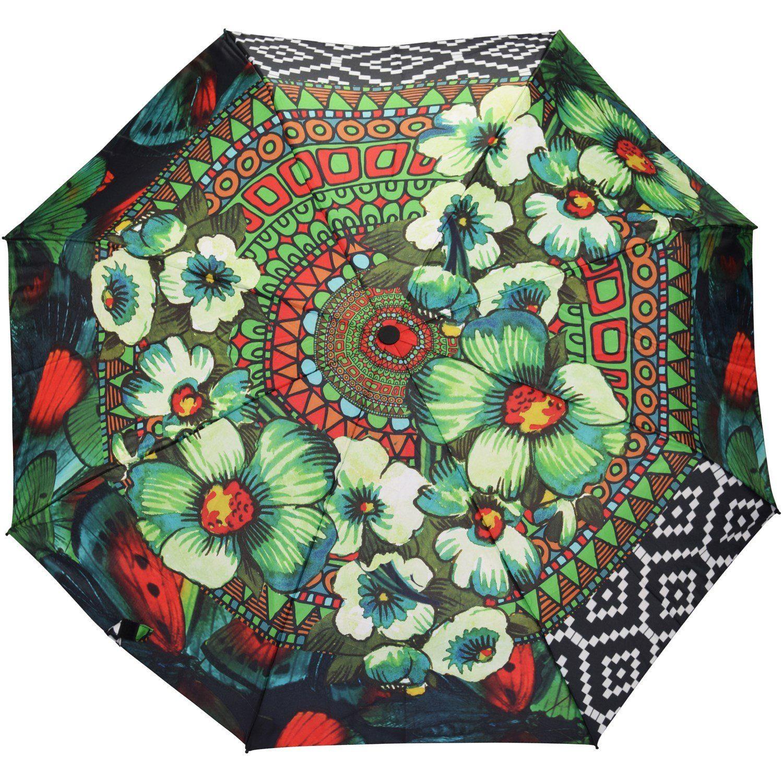 Desigual Umbrella Sunrise Taschenschirm 28 cm