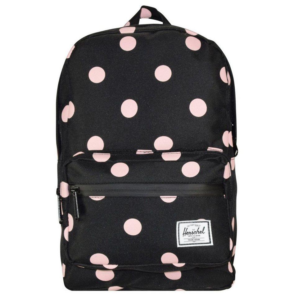 Herschel Herschel Pop Quiz Kids Backpack Rucksack 33 cm in pink polka dot