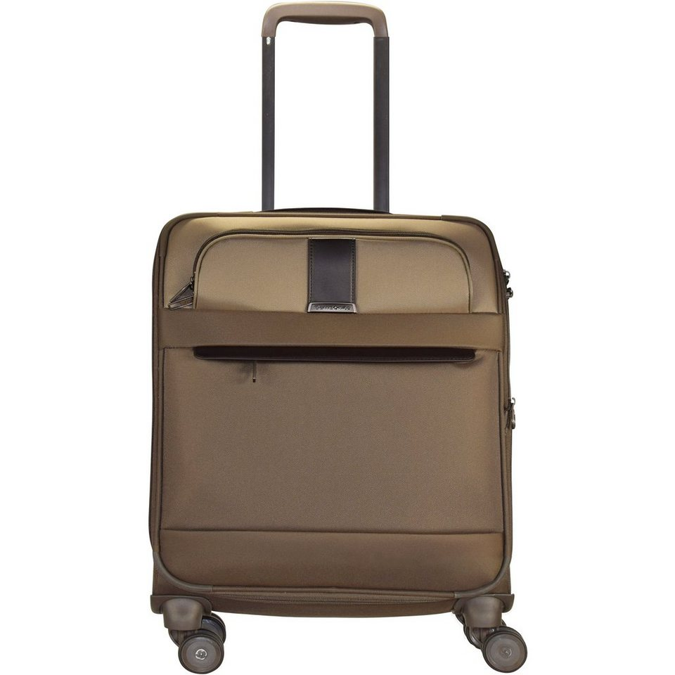 Samsonite Samsonite Streamlife 4-Rollen Spinner Kabinentrolley 55cm in walnut dark brown
