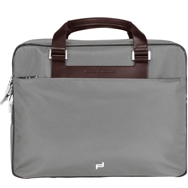 PORSCHE Design Shyrt-Nylon BriefBag MZ II Aktentasche 39 cm Laptopfach