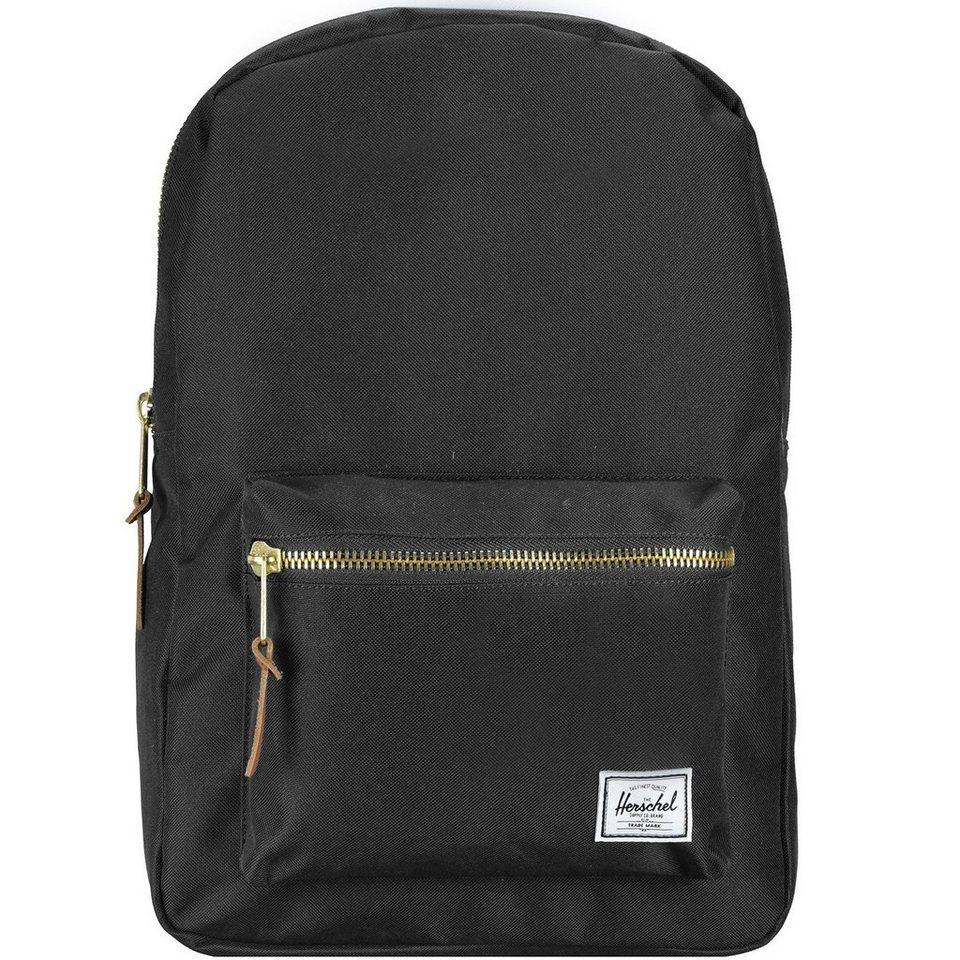 Herschel Settlement Kids Backpack Rucksack 33,5 cm in black