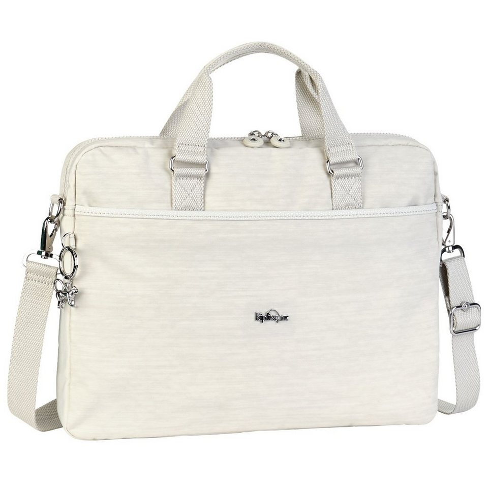 Kipling Kipling Works Kaitlyn KW Laptoptasche 39,5 cm in dazz cream
