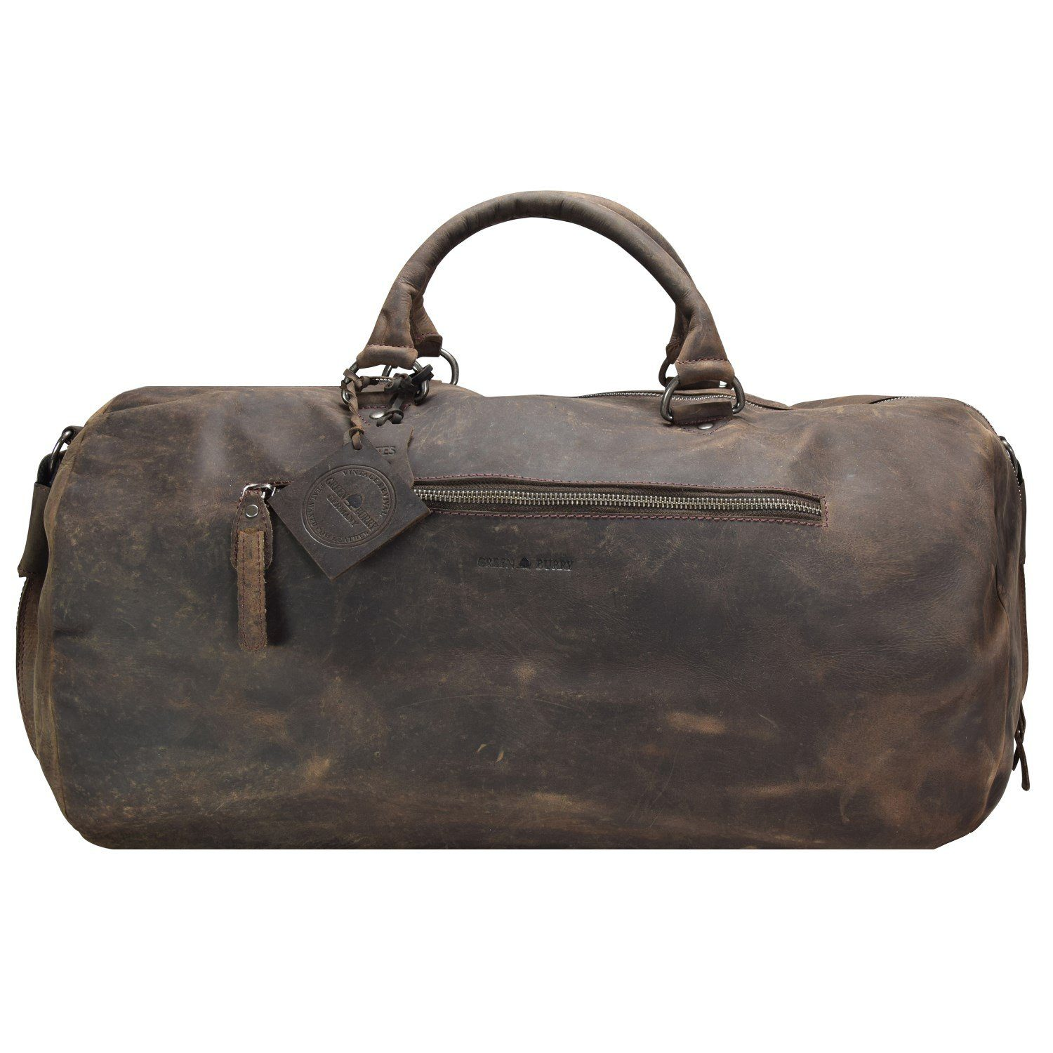 Greenburry Vintage Revival Vol. 2 Reisetasche Leder 52 cm