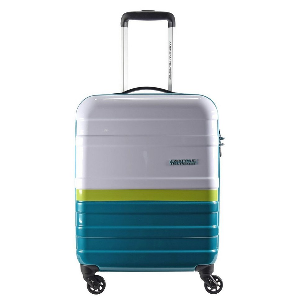 American Tourister Pasadena Spinner 4-Rollen Kabinen-Trolley 55 cm in mojito flavour