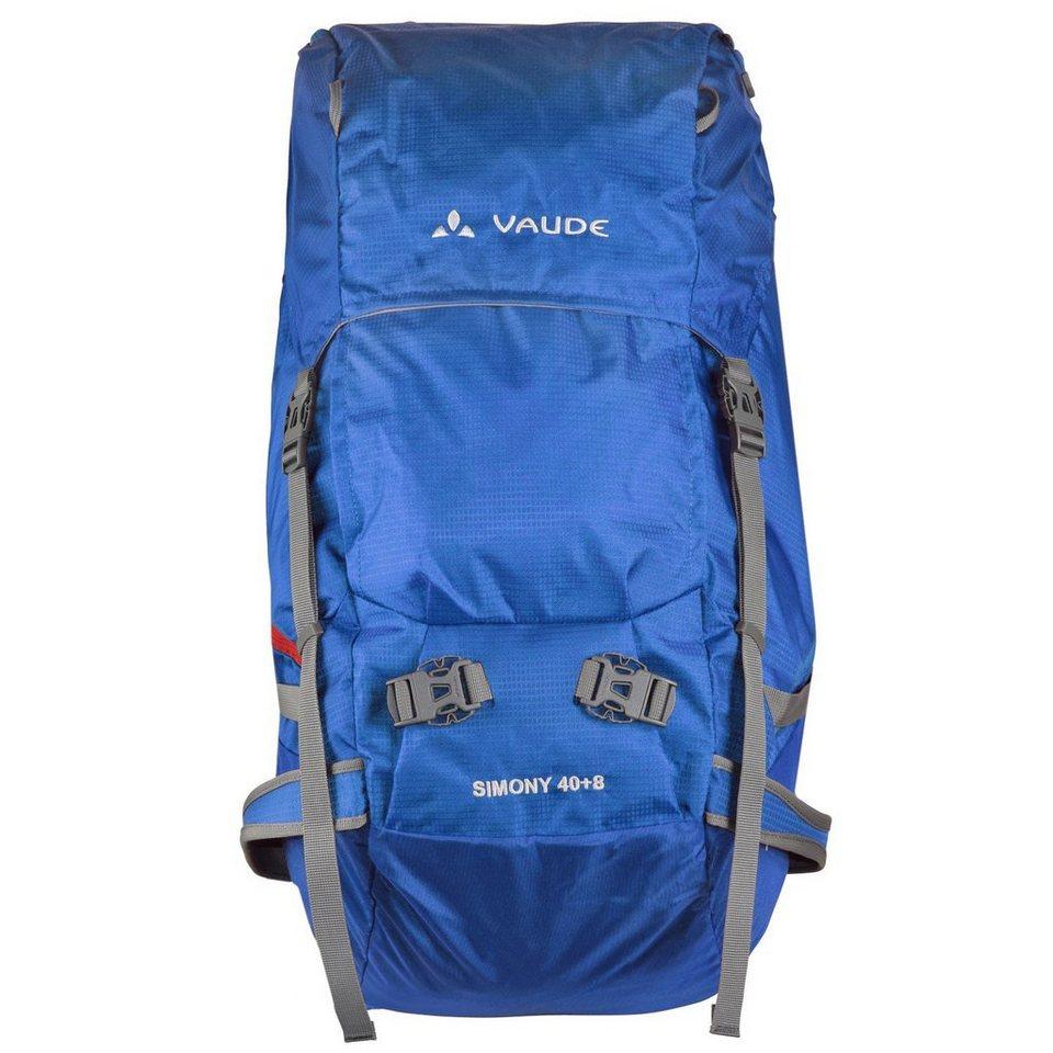 VAUDE Trek & Trail Simony 40+8 Rucksack 68 cm in hydro blue
