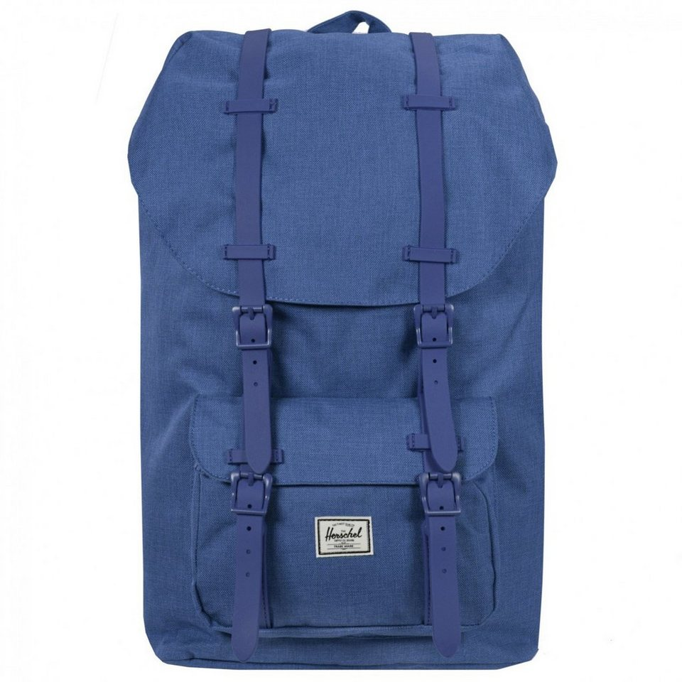 Herschel Herschel Little America 15 Backpack Rucksack 52 cm Laptopfach in cobalt crosshatch ru