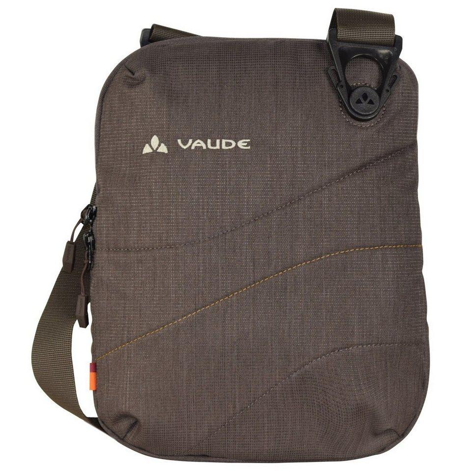 VAUDE Vaude Recycled PETonel Umhängetasche 23 cm Tabletfach in coffee