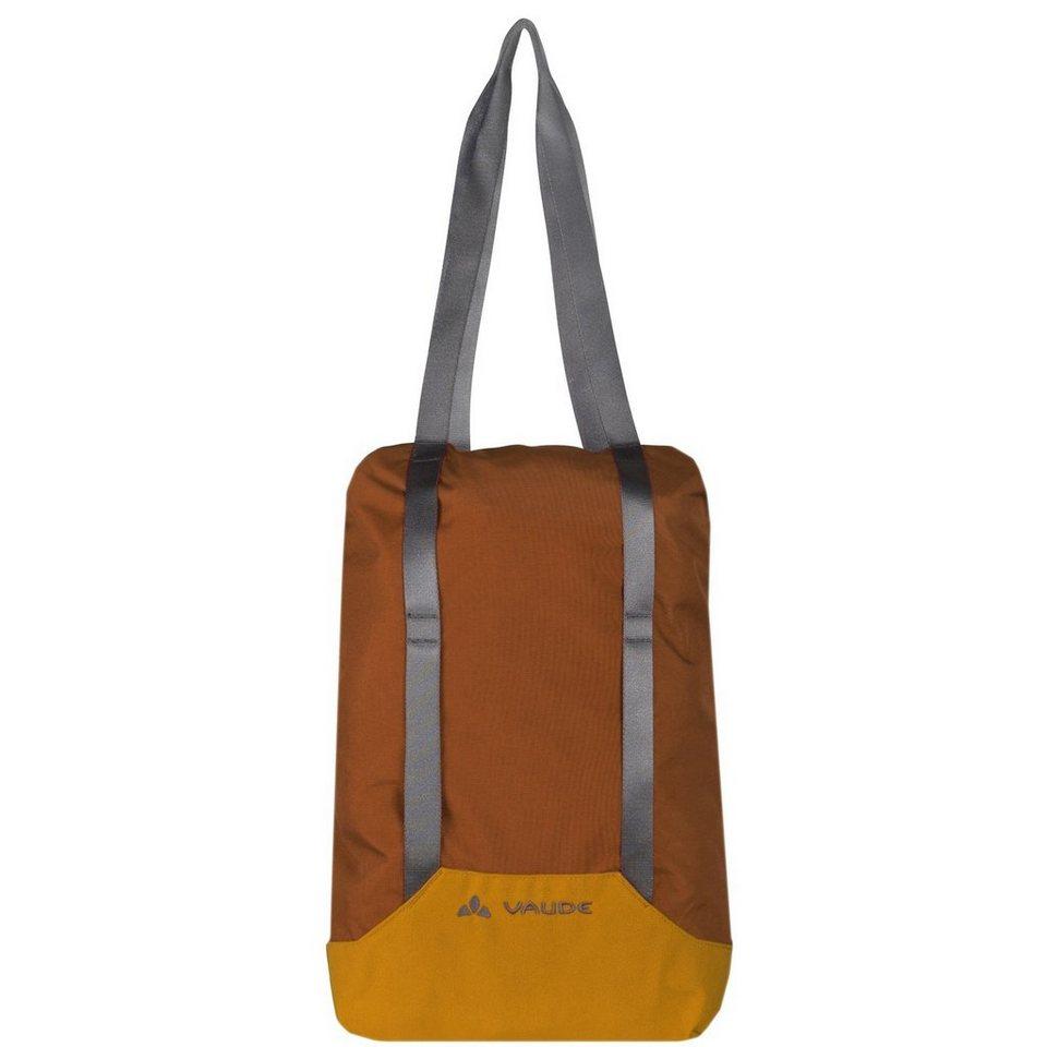 VAUDE Colleagues Counterpart Rucksack Shopper Tasche 28 cm in chestnut