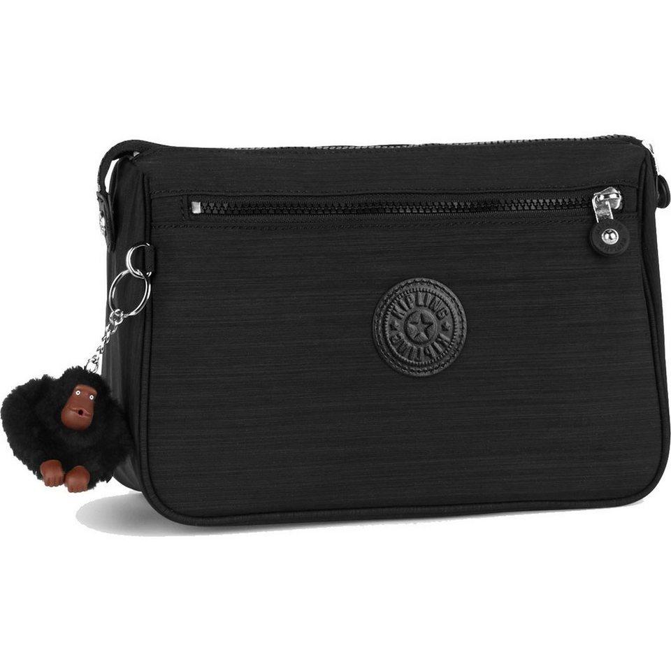 KIPLING Kipling Basic Plus Travel Puppy BP Kulturtasche 27 cm in dazz black