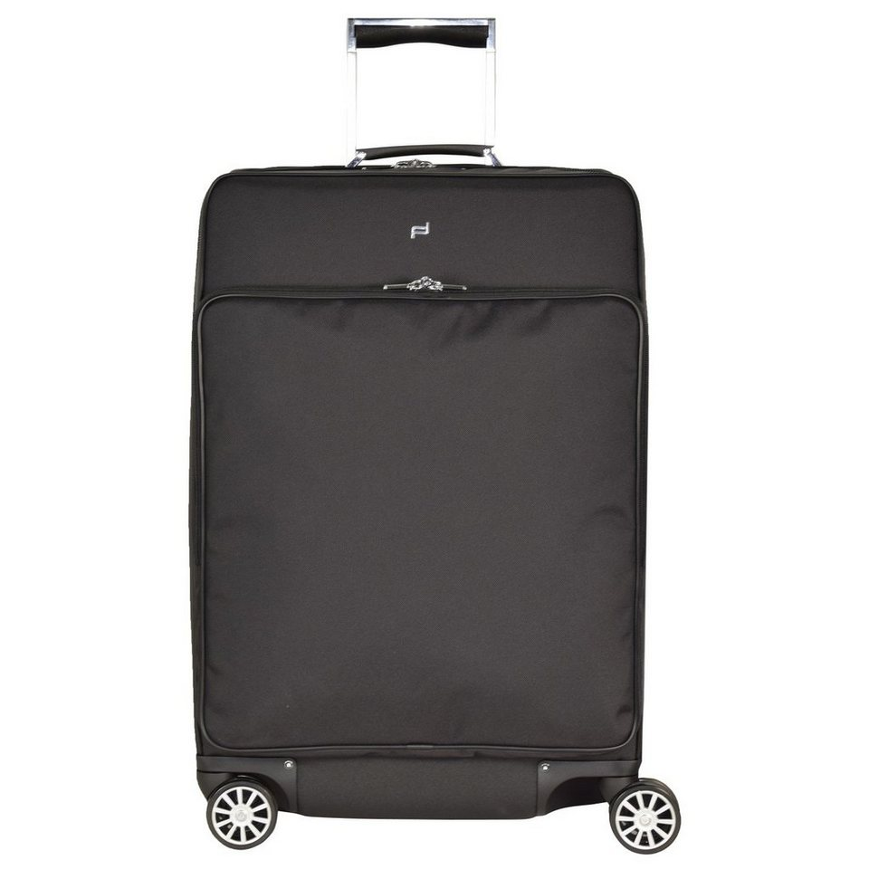 Porsche Design Porsche Design Roadster 3.0 4-Rollen Trolley 67 cm in black