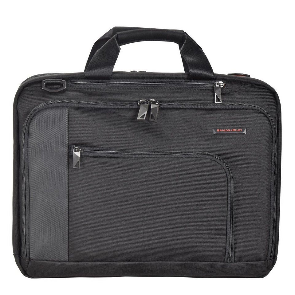 Briggs&Riley Briggs&Riley Verb Aktentasche 41 cm Laptopfach in black