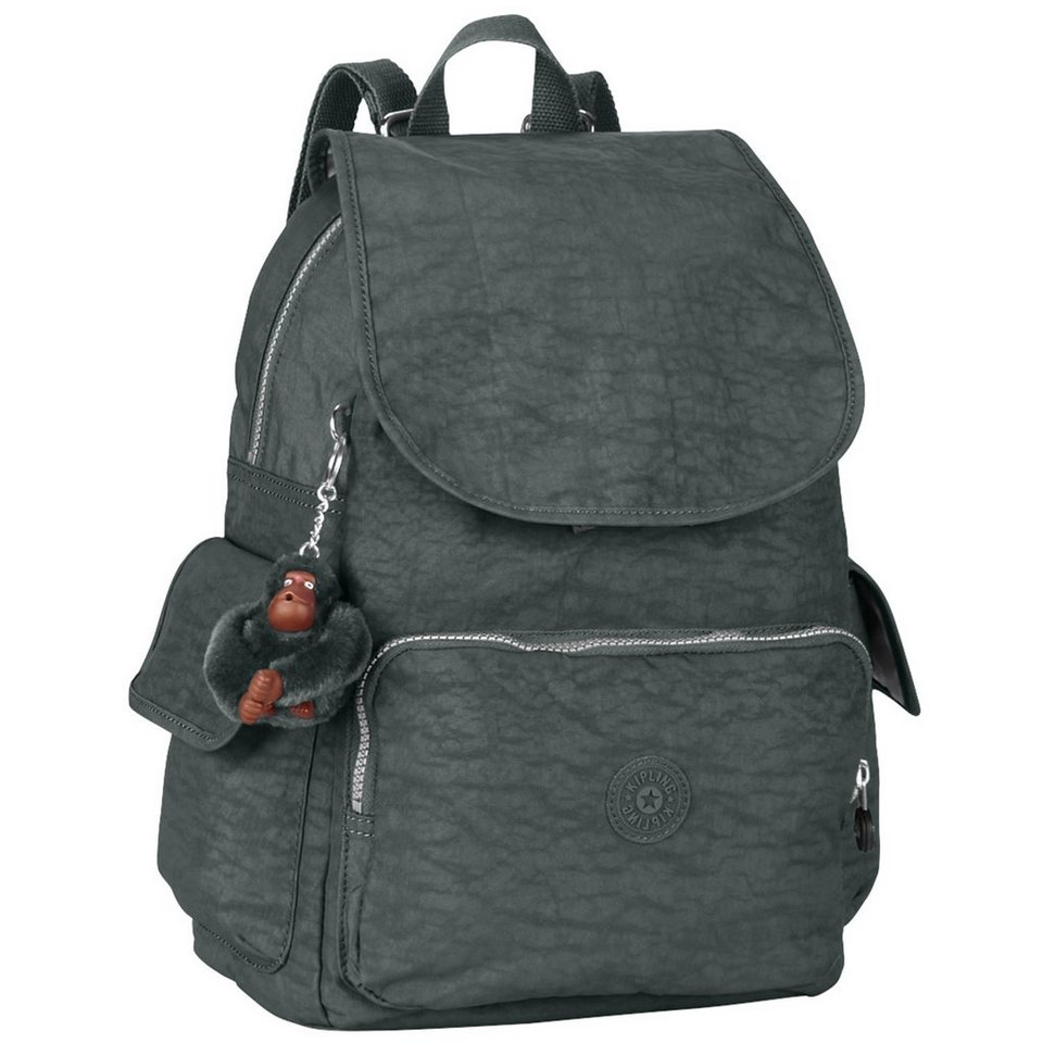 KIPLING Basic City Pack 15 B Rucksack 37 cm in grey night