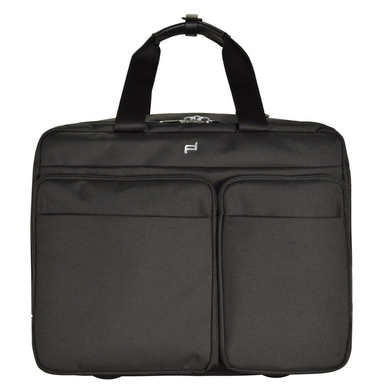 Porsche Design Roadster 3.0 Brief Bag M 2-Rollen Trolley 42 cm Laptopfach