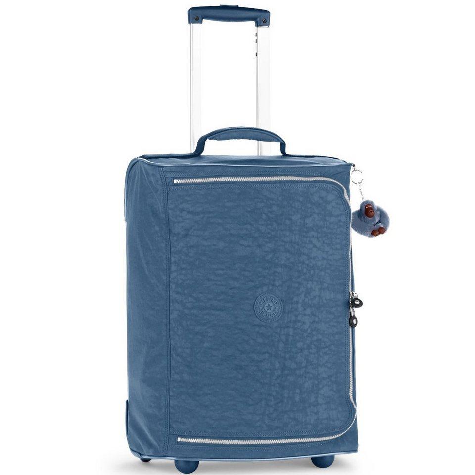 KIPLING Kipling Basic Teagan 15 XS 2-Rollen Reisetasche 50 cm in jazzy blue