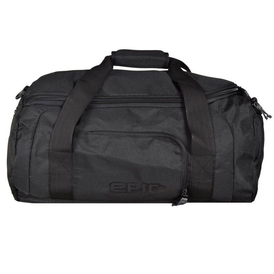 EPIC Explorer lockerBAG Reisetasche 50 cm in schwarz