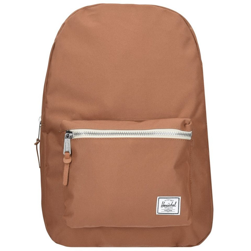 Herschel Settlement Backpack Rucksack 44 cm Laptopfach in caramel I