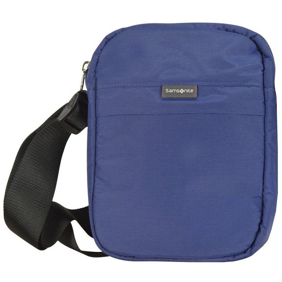 Samsonite Travel Accessories Umhängetasche 14 cm in indigo blue
