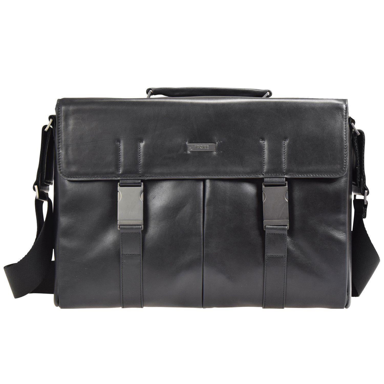 BREE Milano 2 Businesstasche Leder 40 cm Laptopfach