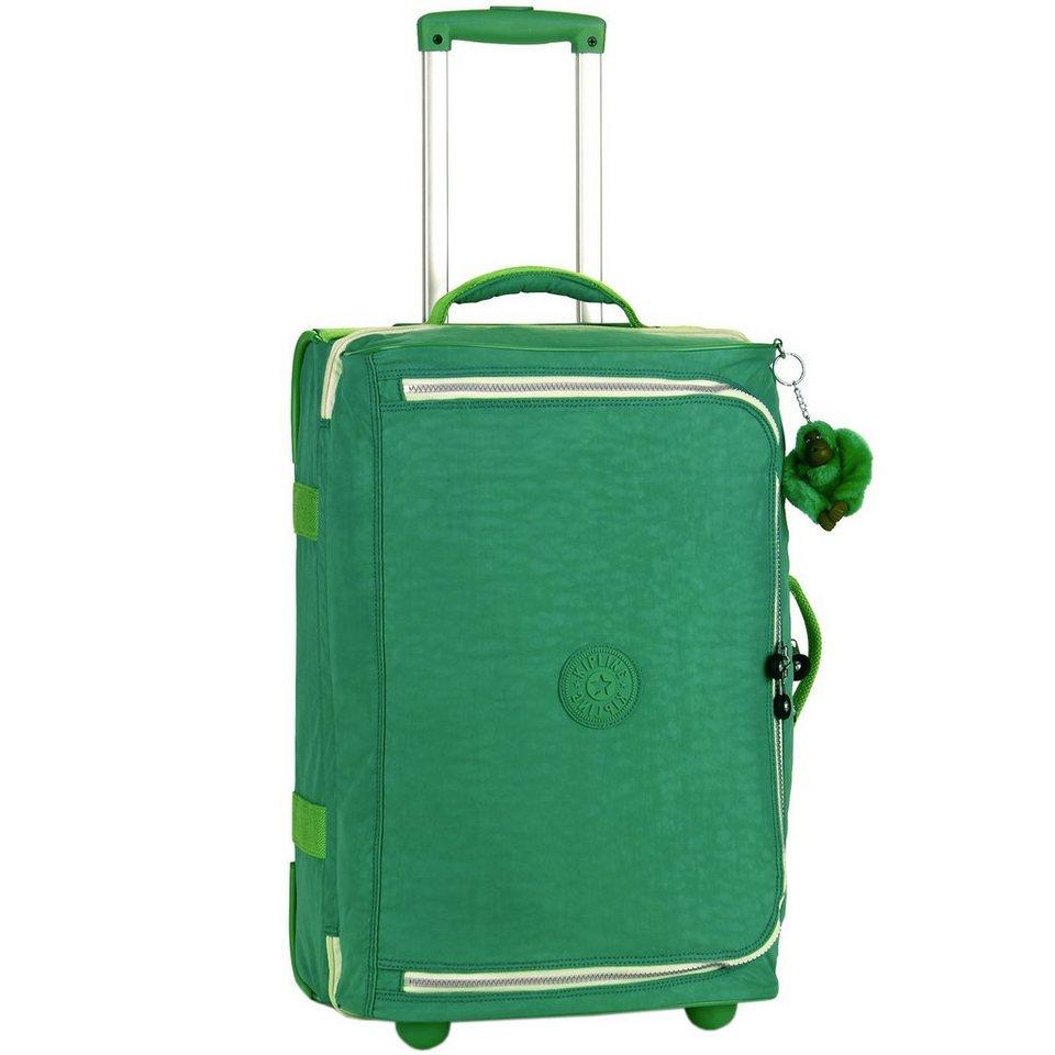 KIPLING Basic Travel Teagan 15 S 2-Rollen Kabinentrolley 56 cm in mojito green ct
