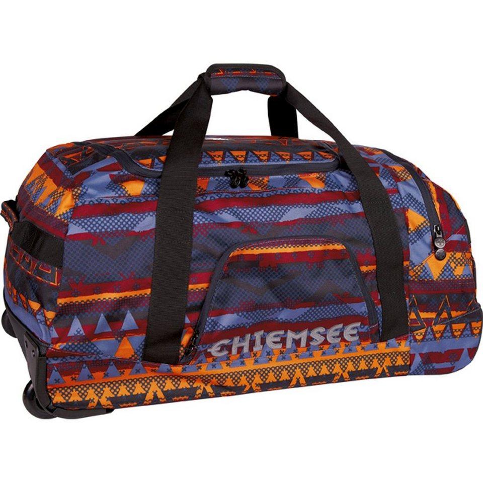 Chiemsee Chiemsee Sport Rolling Duffle Large 2-Rollen Reisetasche 70 cm in native chiemsee