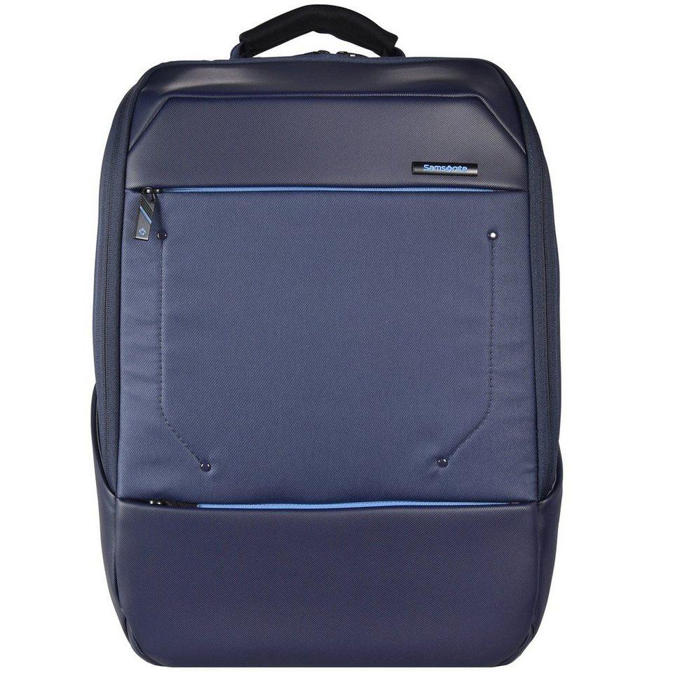 Samsonite Urban Arc Business Rucksack 46 cm Laptopfach in city blue