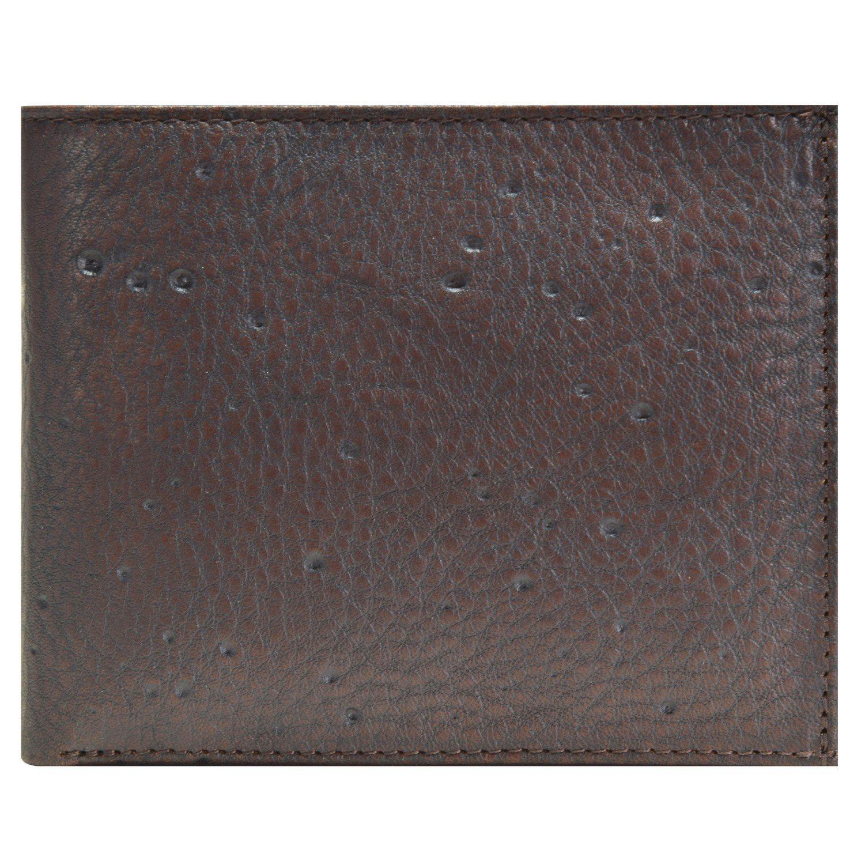 Jost Carlo Geldbörse Leder 12 cm