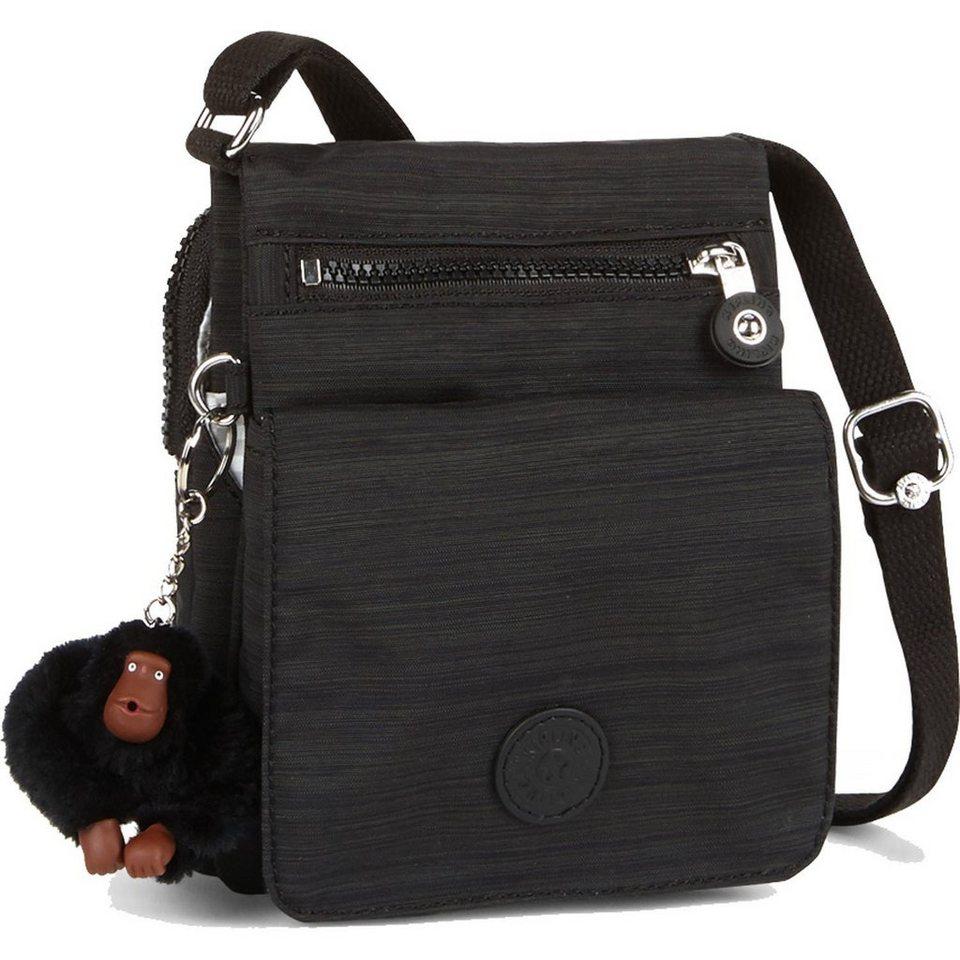 Kipling Kipling Basic Travel ElDorado 15 Umhängetasche 15 cm in dazz black