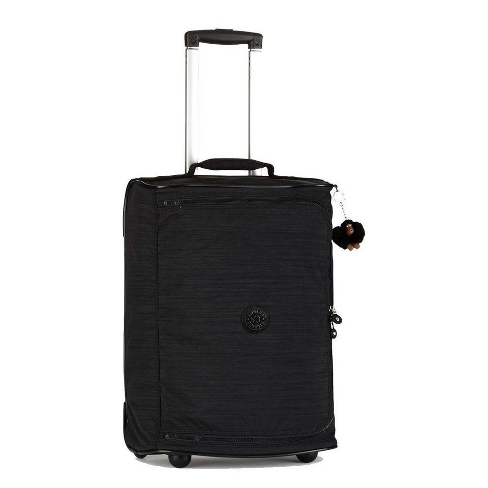 KIPLING Kipling Basic Plus Teagan XS BP 2-Rollen Reisetasche 50 cm in dazz black
