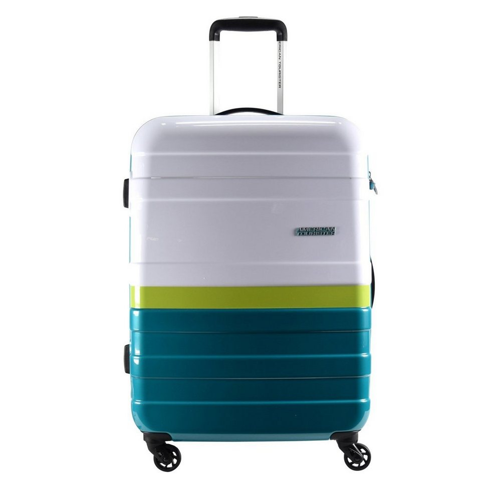 American Tourister American Tourister Pasadena Spinner 4-Rollen Trolley 66 cm in mojito flavour