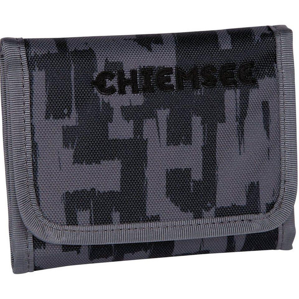 Chiemsee Sport 15 Wallet Geldbörse 12 cm in typo black