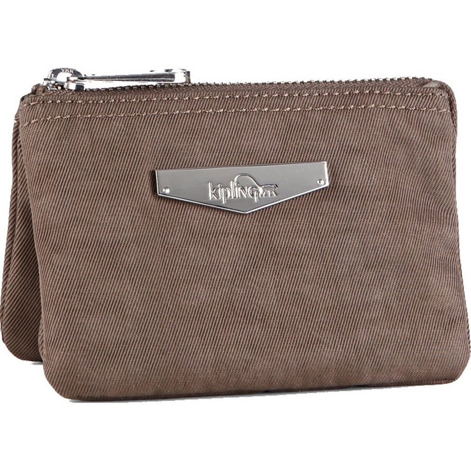 KIPLING City Creativity KC S Geldbörse 14,5 cm in city brown