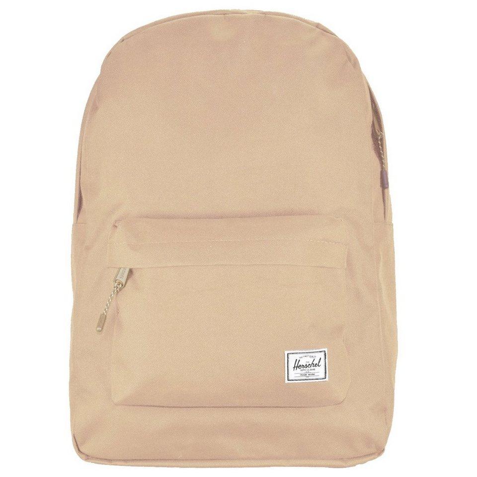 Herschel Classic Backpack Rucksack 43 cm in khaki