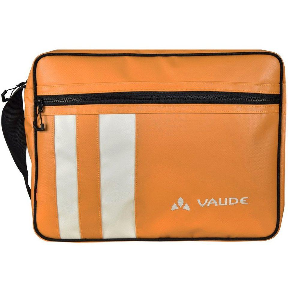Vaude Vaude Wash Off Ewald Messenger 38 cm in orange