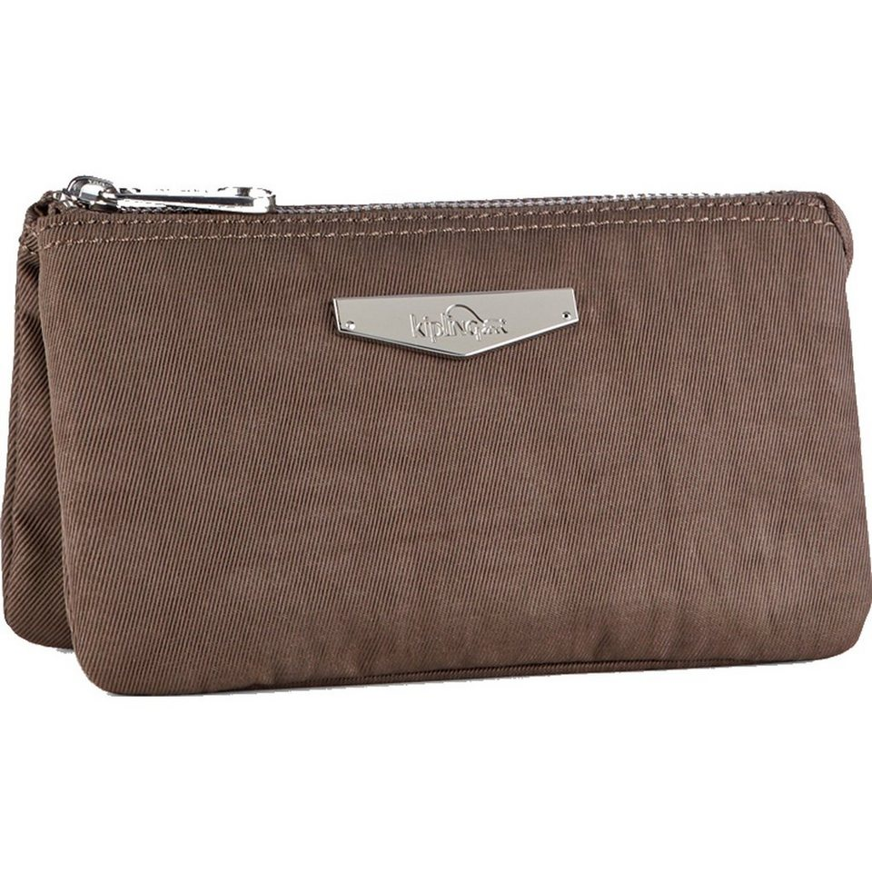 Kipling Kipling City Creativity L KC Geldbörse 18,5 cm in city brown