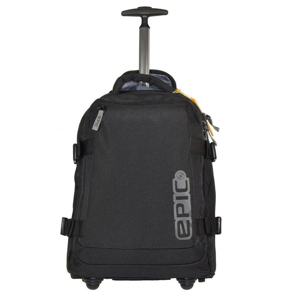 Epic Epic Explorer 2-Rollen Reisetasche 54 cm in schwarz