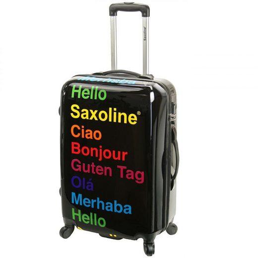 Saxoline® Hello 4-Rollen Trolley 67 cm
