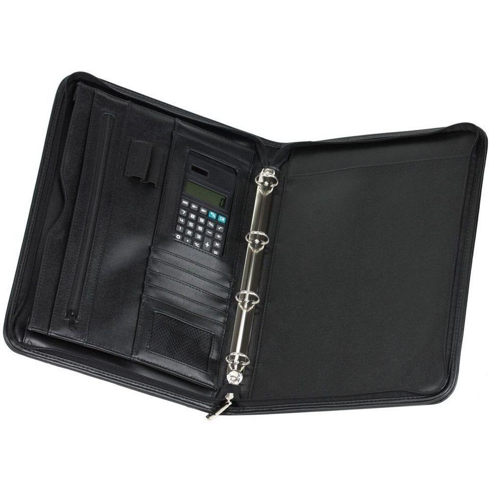 d & n d&n Easy Business Schreibmappe 37 cm in schwarz