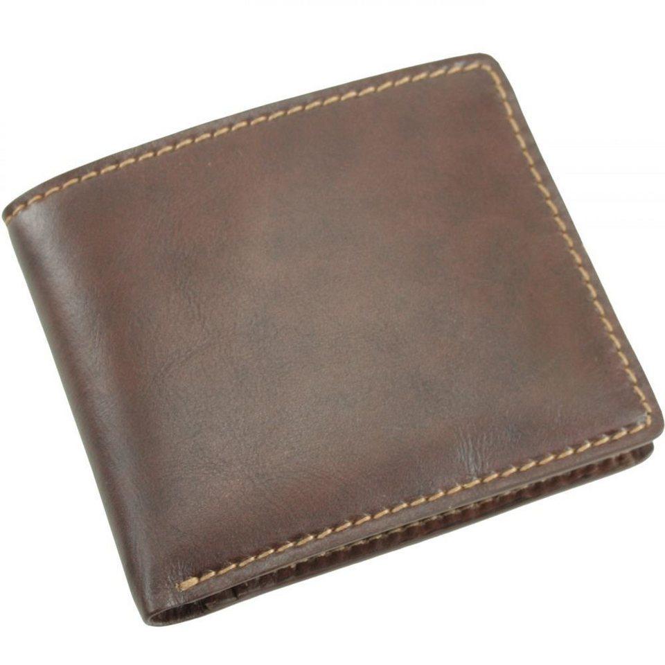 Picard Picard Toscana Geldbörse Leder 12 cm in kastanie