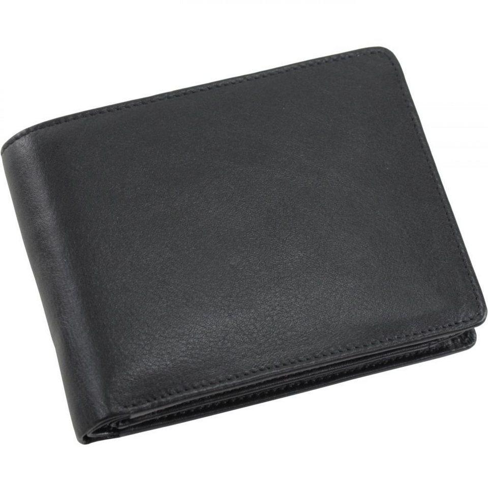 Picard Picard Eurojet Geldbörse Leder 13 cm in schwarz