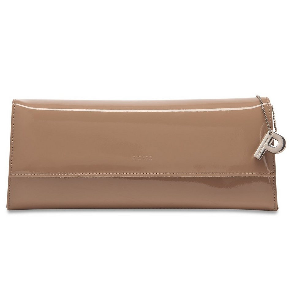 Picard Picard Auguri Damentasche Leder 26 cm in melange - lack