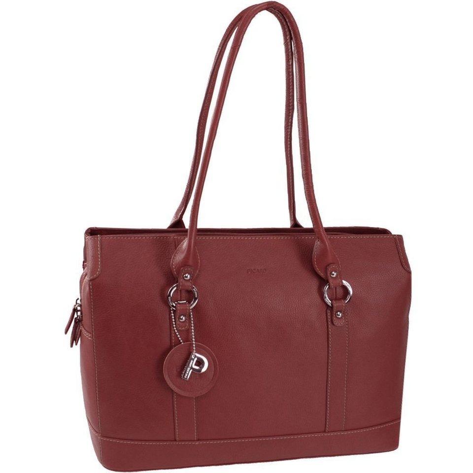 picard kiel handtasche leder 37 cm online kaufen otto. Black Bedroom Furniture Sets. Home Design Ideas