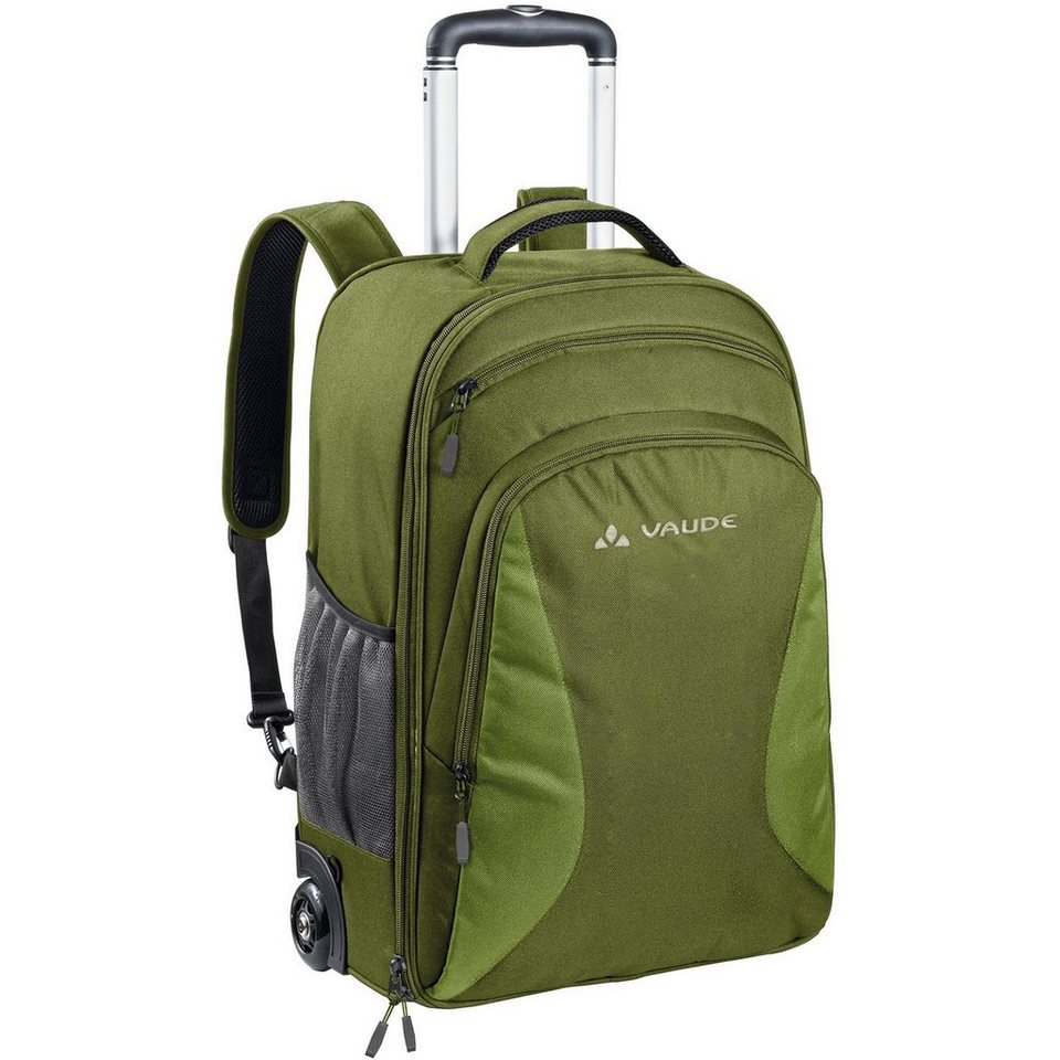 VAUDE Olympia Sapporo Rucksack-Trolley 52 cm Laptopfach in holly green