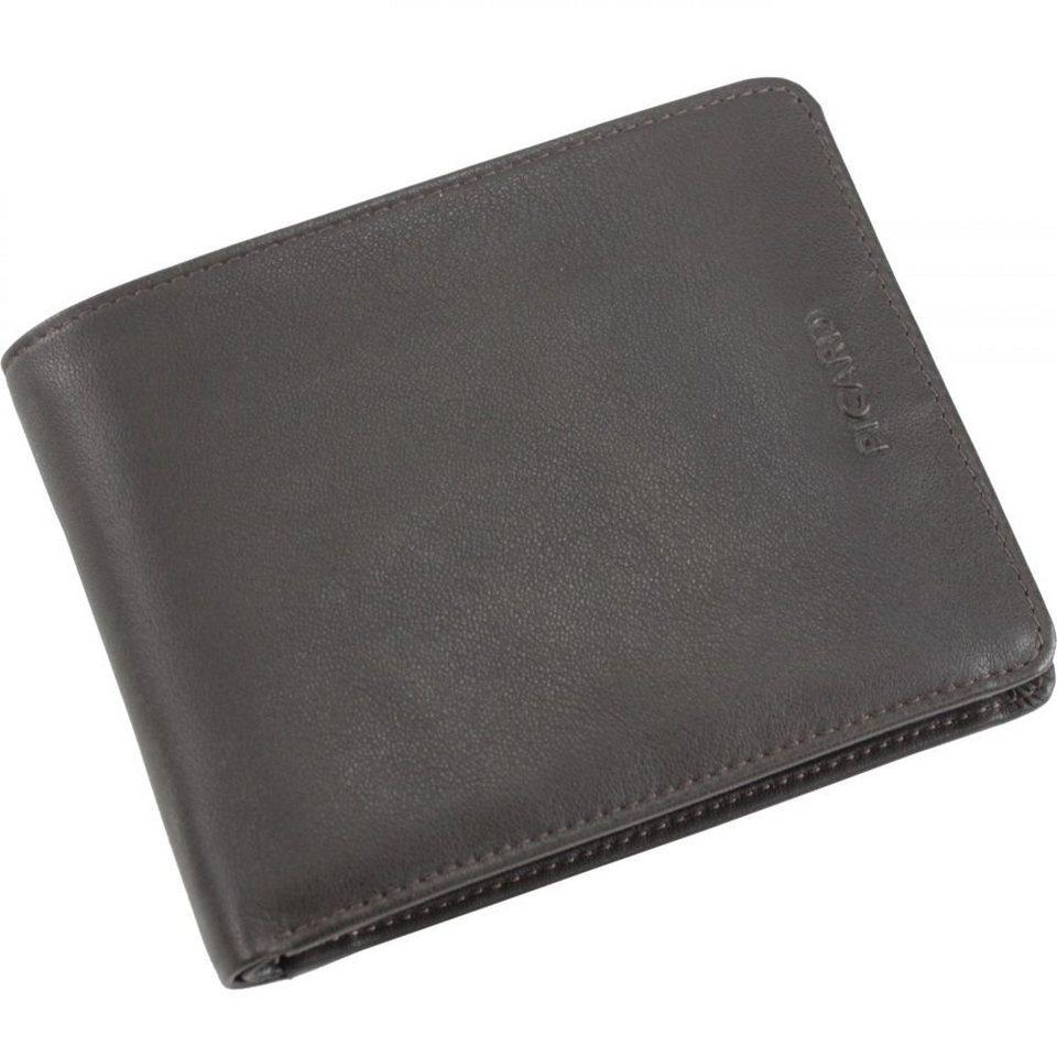 Picard Picard Brooklyn Geldbörse Leder 13 cm in schwarz