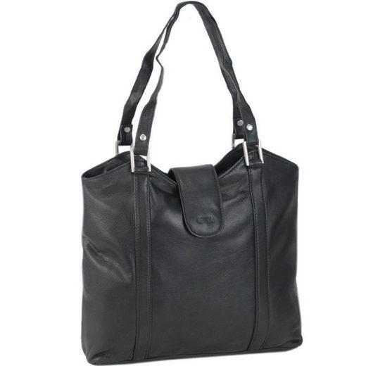 Lederwaren Damentaschen Mika Cm Nappa Soft 30 Shopper Leder Axqn1zvwdq