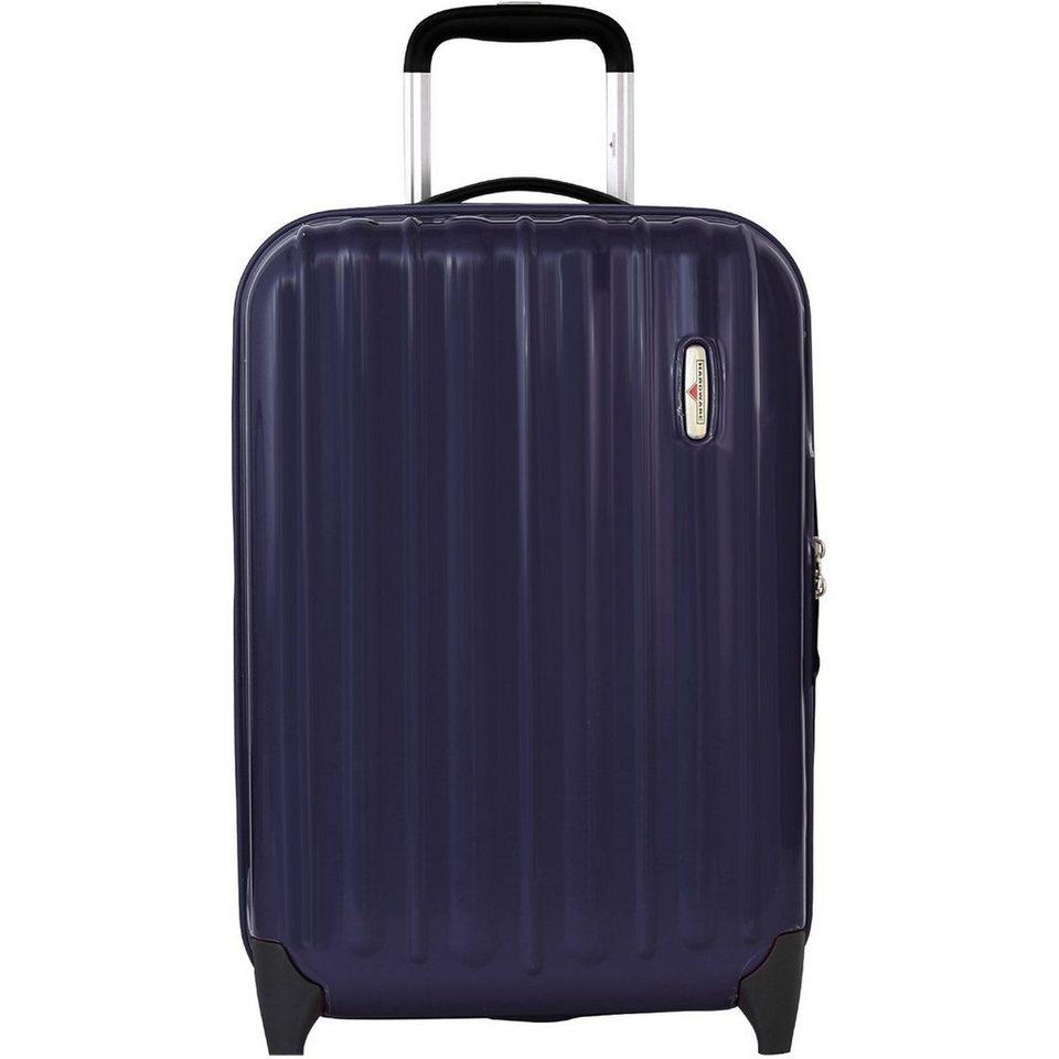 Hardware Profile Plus Kabinen-Trolley 2-Rollen 55 cm in purple shiny